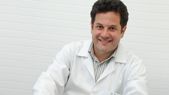Enzo Taglietti, médico cooperado da Unimed