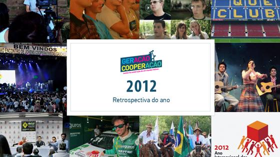 Retrospectiva do Ano Internacional das Cooperativas