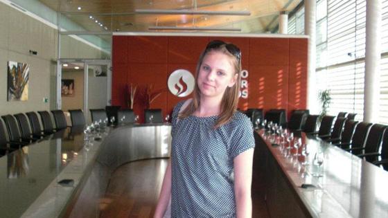Sara Arnhold, Presidenta da Coopeskiefer