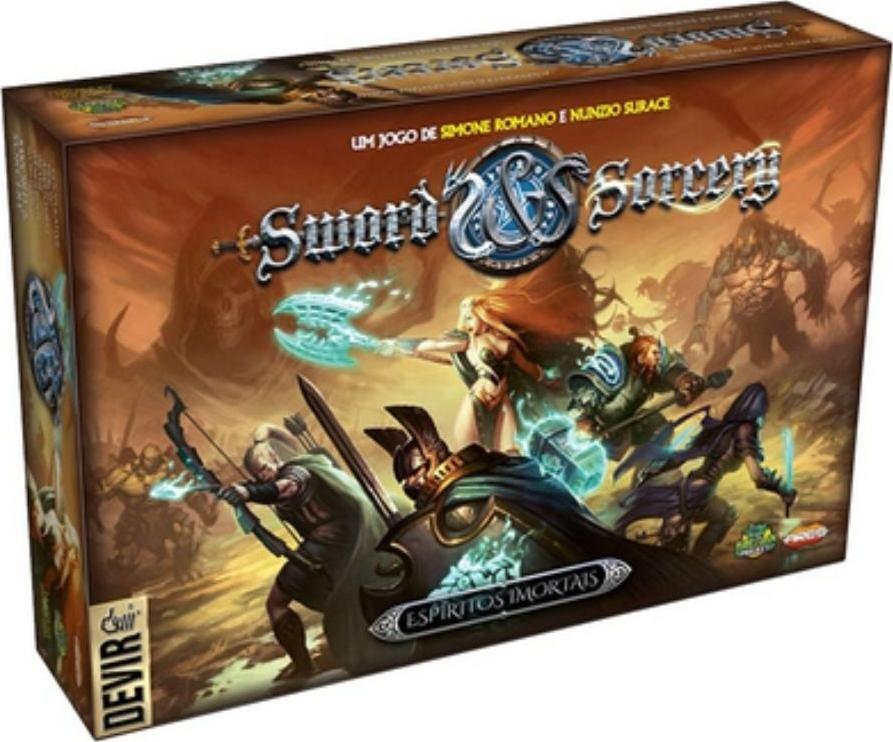 jogos cooperativos 1: Sword e Sorcery